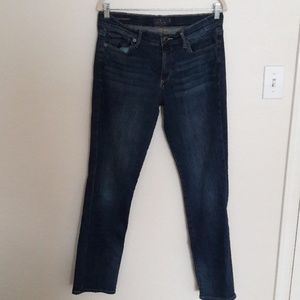 Lucky Brand Sweet'n Straight Blue Jeans 10/30R